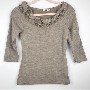 Anthropologie Moth New Day Haze Sweater Sz XS